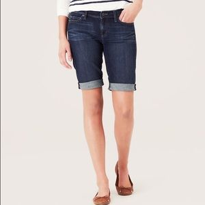 H&M • Denim Bermuda Shorts